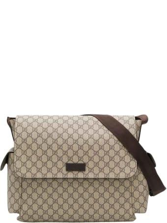 Gucci Beige Messenger Bag