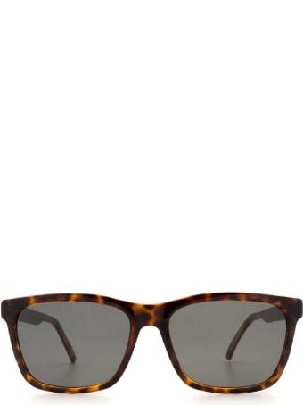 Saint Laurent Saint Laurent Sl 318 Havana Sunglasses
