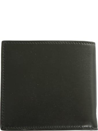 Alexander McQueen Bifold Wallet With Logo
