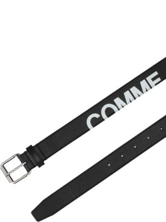 Comme des Garçons Shirt Boy 'huge Logo' Belt