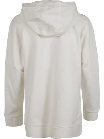 Liven Side Zip Pocket Detail Hooded Jacket