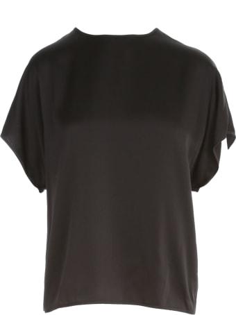 Rosso Puro Silk S/s Sweater