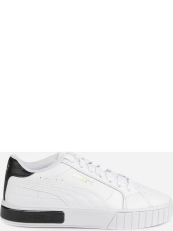 Puma Select Cali Star Sneakers In Leather