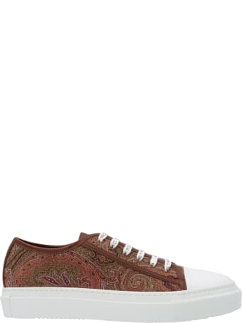 Etro 'cassetta' Shoes