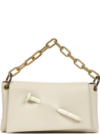 Off-White Nail Shoulder Bag