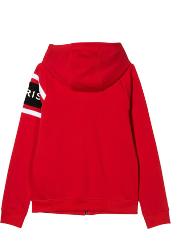 Givenchy Red Sweatshirt