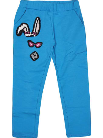 Michaela Buerger Embroidered Detail Tracksuit Pants