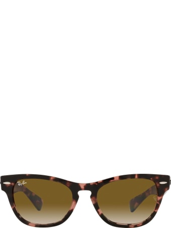 Ray-Ban Ray-ban Rb2201 Pink Havana Sunglasses