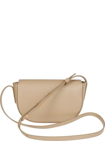 Frenzlauer Sand Leather Swing Mini Bag