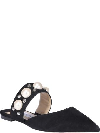 Jimmy Choo Basette Flat Sandals