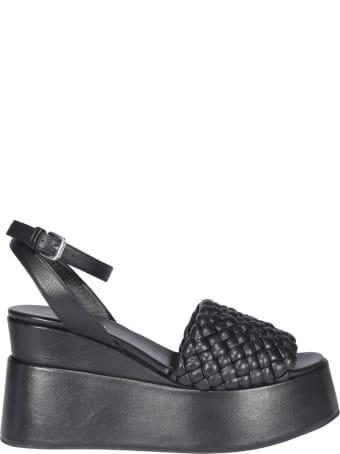 Elena Iachi Wedged Sandals