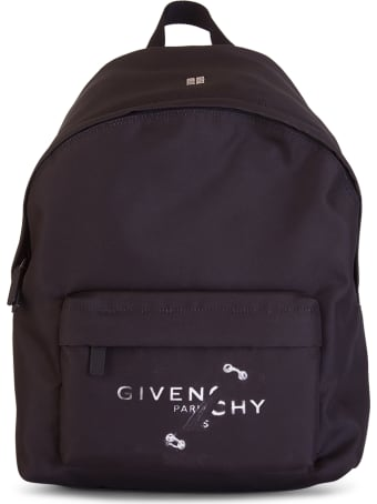 Givenchy Backpack With Metallic Details