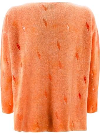 Cristiano Fissore Reversible Cashmere Sweater