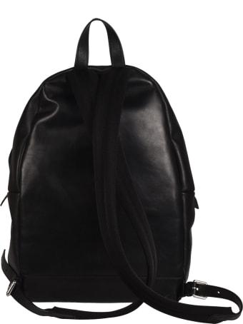 Moschino Plain Backpack
