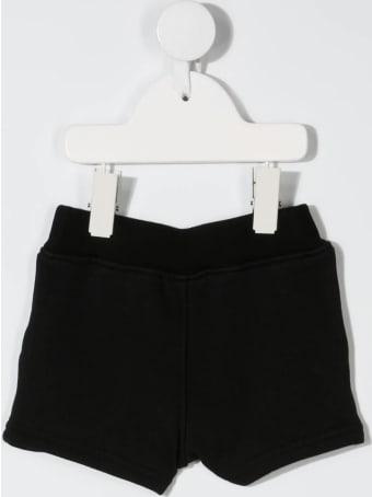 Dsquared2 Newborn Black D2kids Icon Shorts