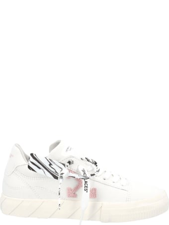 Off-White Off White Women's Low Vulcanized Sneakers