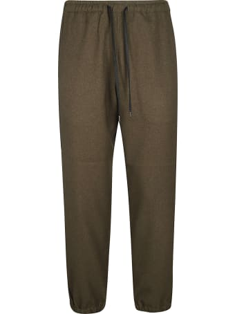 Covert Plain Cropped Track Pants