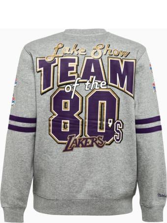 Mitchell & Ness Mitchell And Ness Los Angeles Sweatshirt Fcpo1033