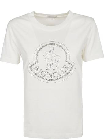 Moncler Regular Beaded Logo T-shirt