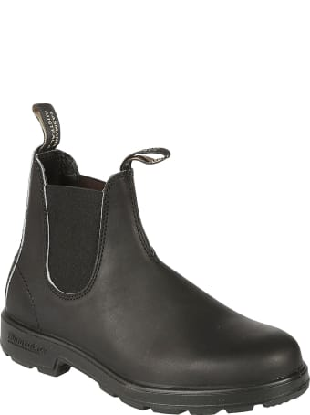Blundstone Elastic Sided V-cut Ankle Boots
