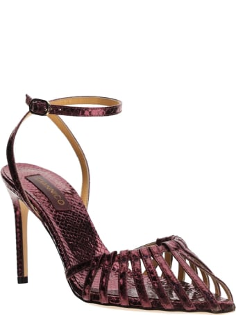 Giannico Eve Sling 90 Sandals