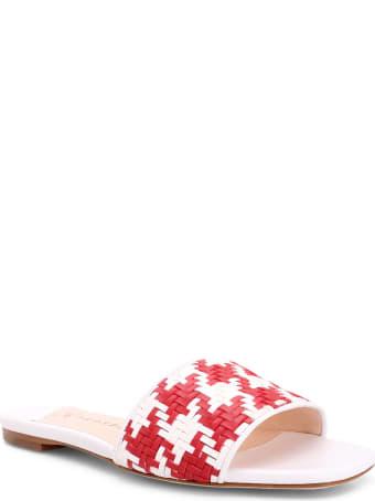 Prosperine '8060' Fabric Flat Shoes