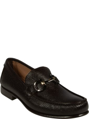 Salvatore Ferragamo Prat Loafers