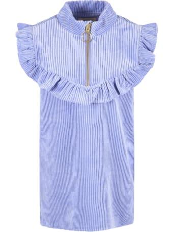 Scotch & Soda Lilac Dress For Girl