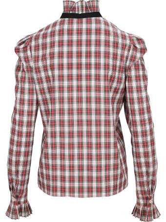 Philosophy di Lorenzo Serafini Philosophy Tartan Shirt