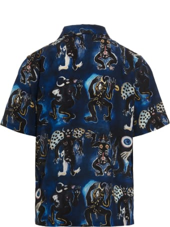 Endless Joy 'blue Totem' Shirt