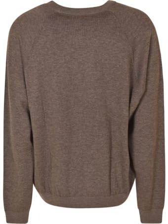 Kenzo Logo Seasonal Print Sweater