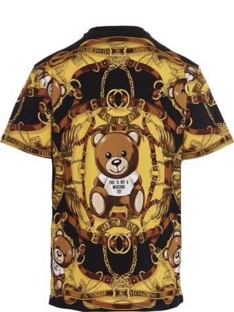 Moschino 'teddy Scarf' T-shirt