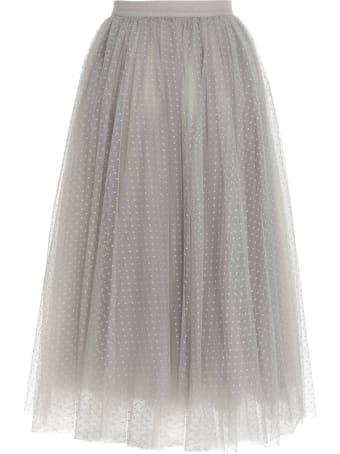 Elisabetta Franchi Tulle Skirt