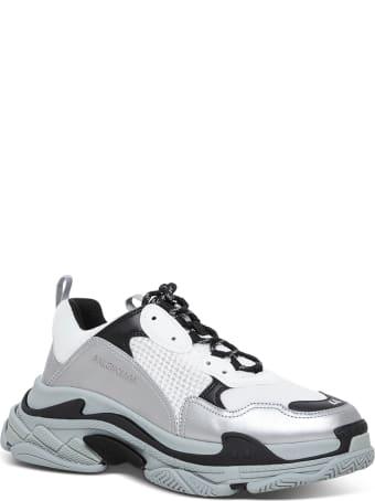 Balenciaga Triple S Sneakers With Logo