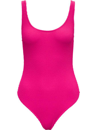 Le Petit Réve Selene Pink One-piece Swimsuit