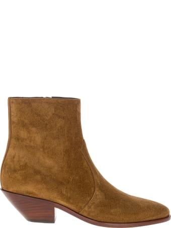 Saint Laurent West Ankle Boots