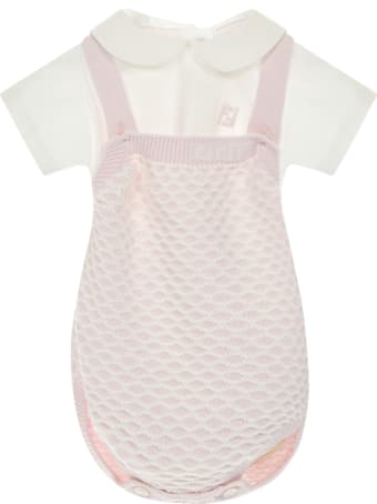 Fendi Kids Romper Suit