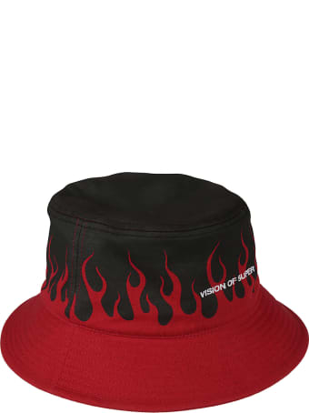 Vision of Super Flame Bucket Hat