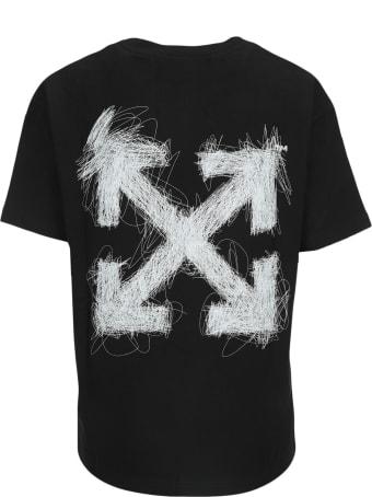 Off-White Off White Pen Arrows T-shirt