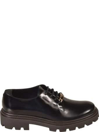 Tod's T-plaque Lace-up Shoes