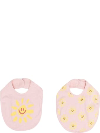 Stella McCartney Kids Set Of Two Bibs