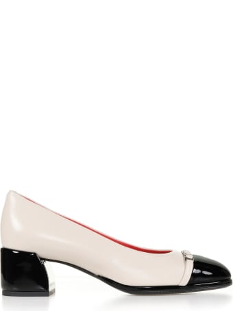 Pas de Rouge High-heeled shoe
