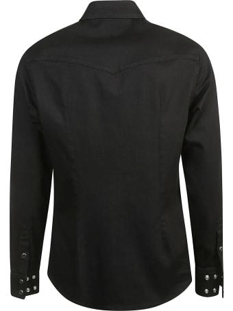 Dolce & Gabbana Slim Fit Plain Shirt