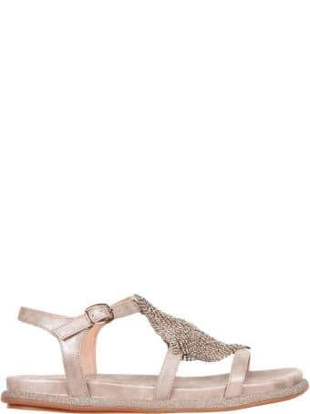 Alma en Pena Sandals With Strass
