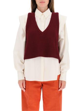 Colville Virgin Wool Knit Vest