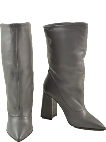 Ballantyne Women's Gray Boots