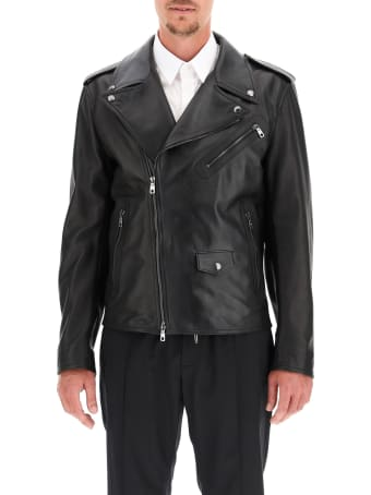 Dolce & Gabbana Leather Jacket