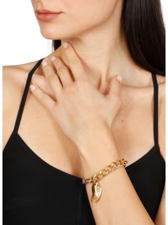 Marni Leaf Pendants Bracelet