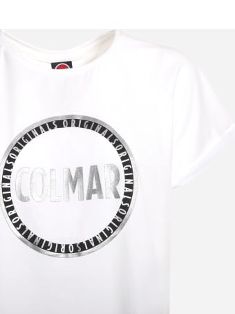 Colmar Cotton T-shirt With Logo Print