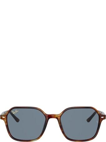 Ray-Ban Ray-ban Rb2194 Striped Havana Sunglasses